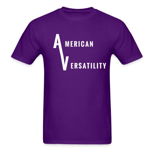 American Versaitlity T-Shirt - Men's T-Shirt