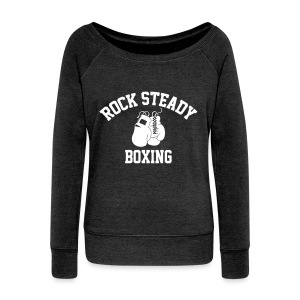 RSB Shoulder Sweatshirt  - Women's Wideneck Sweatshirt