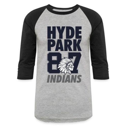 Hyde Park Class of 87 Women's Baseball Tee - Baseball T-Shirt