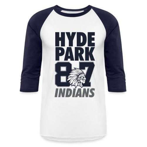 Hyde Park Class of 87 Men's Baseball Tee - Baseball T-Shirt