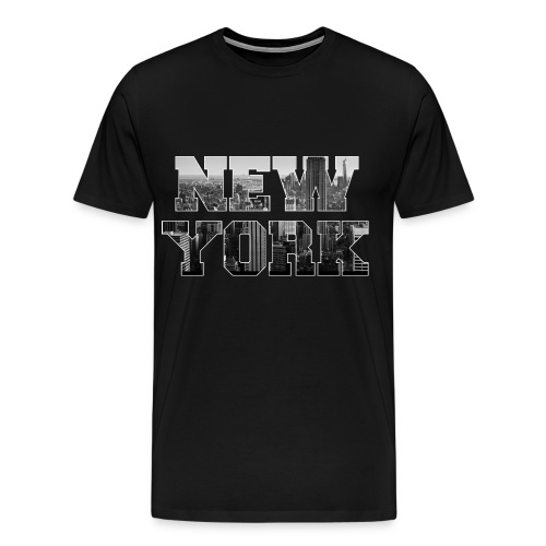 NewYork - Men's Premium T-Shirt