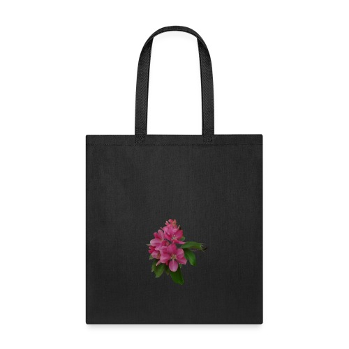 Crab Apple Blossom ToteBag - Tote Bag