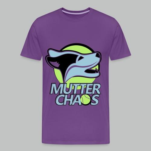 Purple T-Shirt - Men's Premium T-Shirt