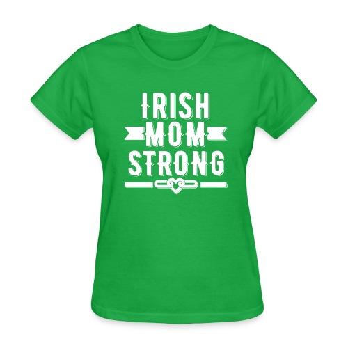 Irish Mom Strong T-shirt - Women's T-Shirt