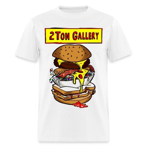 Bob's 2Ton Burger Shirt - Men's T-Shirt