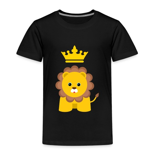 Little Lion - Toddler Premium T-Shirt