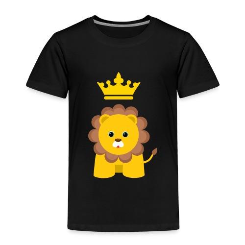 Little Lion - Toddler Premium T-Shirt