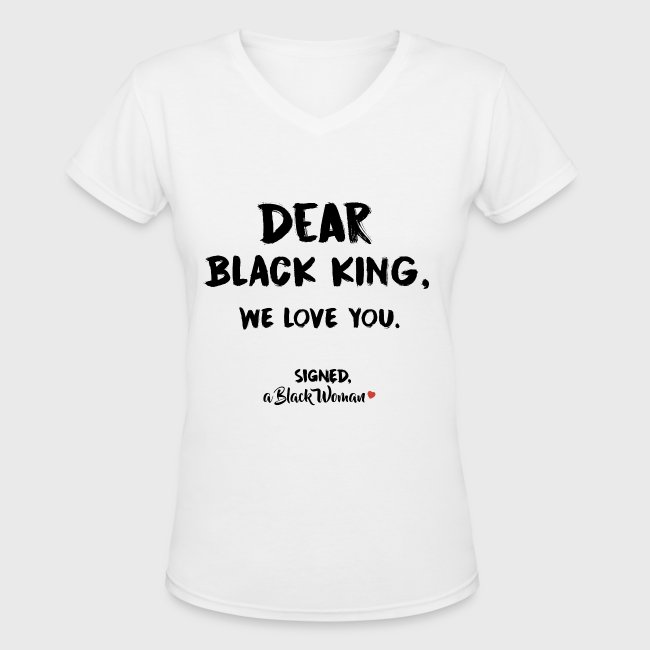 Dear Black King