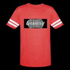 Consistency Sport Shirt - Vintage Sport T-Shirt