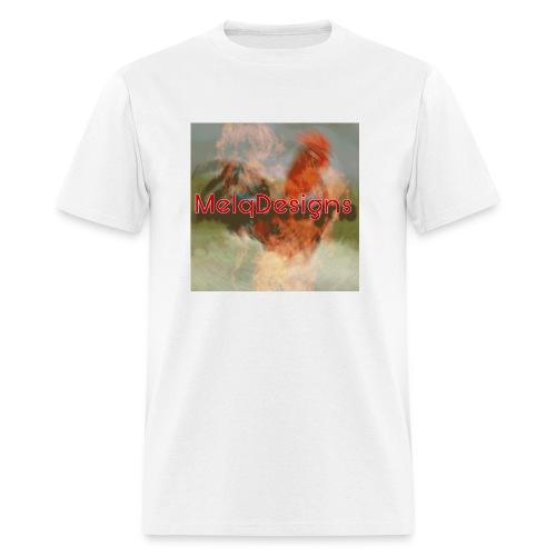 Rooster Design - Men's T-Shirt