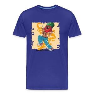 Shirt with new logo on it - Men's Premium T-Shirt