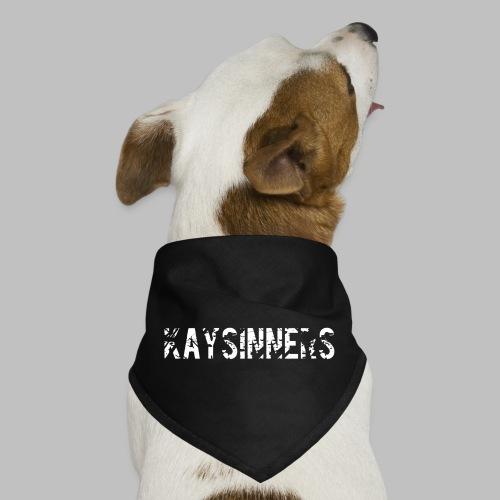 Kaysinners Dog Bandana - Dog Bandana