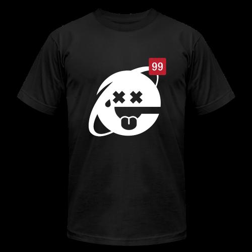 99 PROBLEMS AMERICAN APPAREL T-SHIRT - Men's Fine Jersey T-Shirt