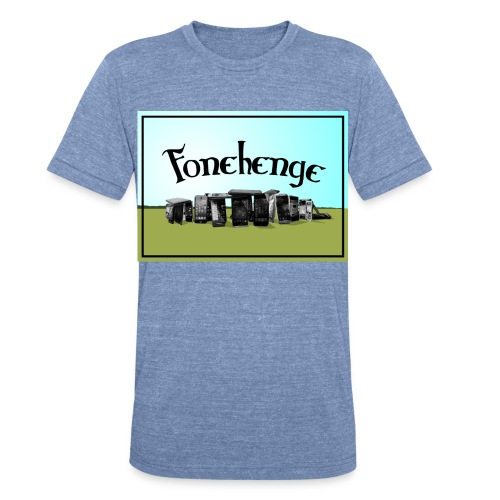 Fonehenge - Unisex Tri-Blend T-Shirt