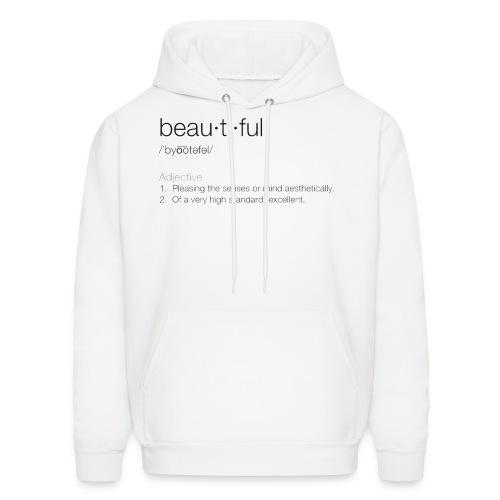 Unisex Beautiful hoodie - Men's Hoodie