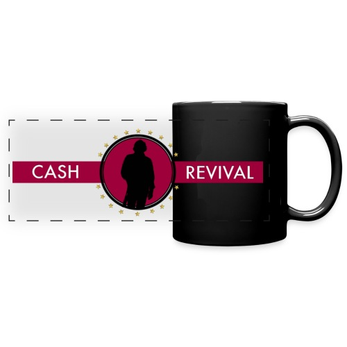 Cash Revival (Panoramic Mug) - Full Color Panoramic Mug