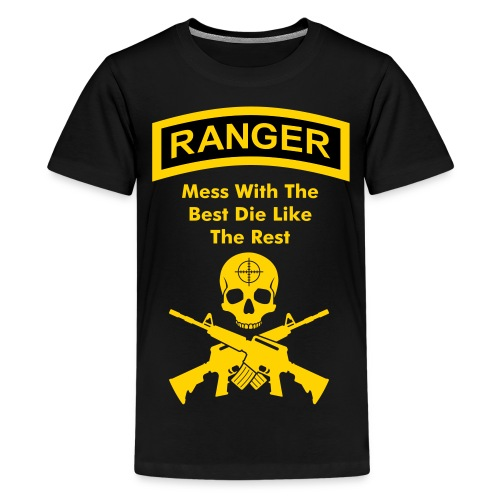 US Ranger - Kids' Premium T-Shirt