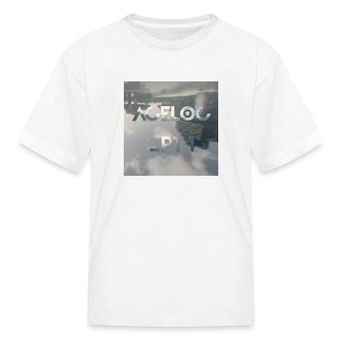 Blusa Criança oficial - Kids' T-Shirt
