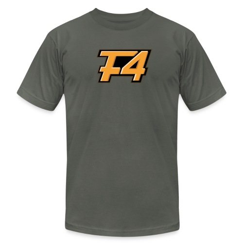 F4 Dark - Ultra Soft  - Men's Fine Jersey T-Shirt