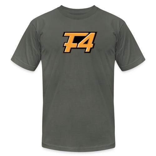 F4 Dark - Ultra Soft  - Men's Fine Jersey T-Shirt