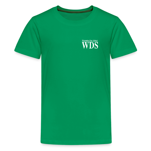 WDS Lines (white) - Youth T-shirt (more colors available) - Kids' Premium T-Shirt