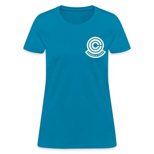 CAPSULE CORP. T-SHIRT WOMEN - Women's T-Shirt