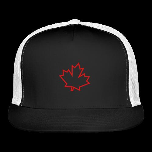 Leaf Outline - Trucker Cap