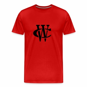WC Logo (Black Print) - Men's Premium T-Shirt