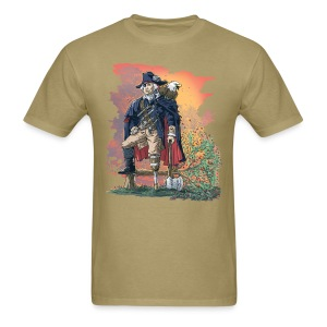 George Washington Pirate - Men's T-Shirt