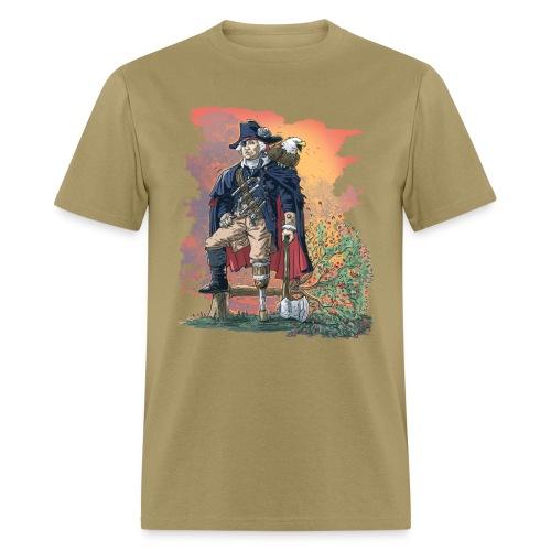 George Washington Pirate - Men's T-Shirt
