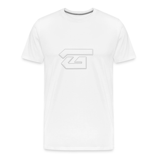 GB {}{} G SHIRT - Men's Premium T-Shirt