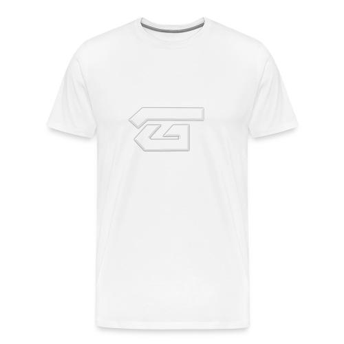 GB {}{} G SHIRT - Men's Premium T-Shirt