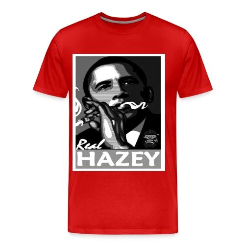 Obama Hazey - Men's Premium T-Shirt