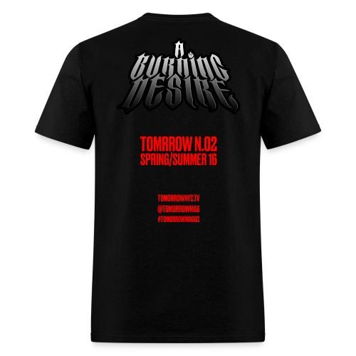 A BURNING DESIRE Classic Tee - Black - Men's T-Shirt