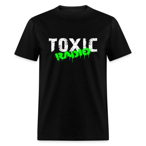 Toxic Radio Guy Shirt - Men's T-Shirt