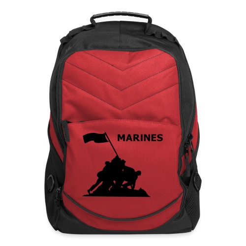 I Love Marines - Computer Backpack