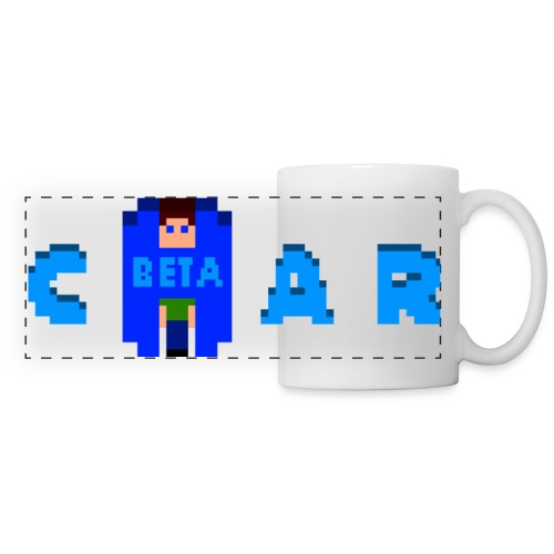 Char Beta Coffee Cup - Panoramic Mug