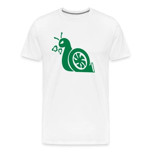 wroom - Men's Premium T-Shirt