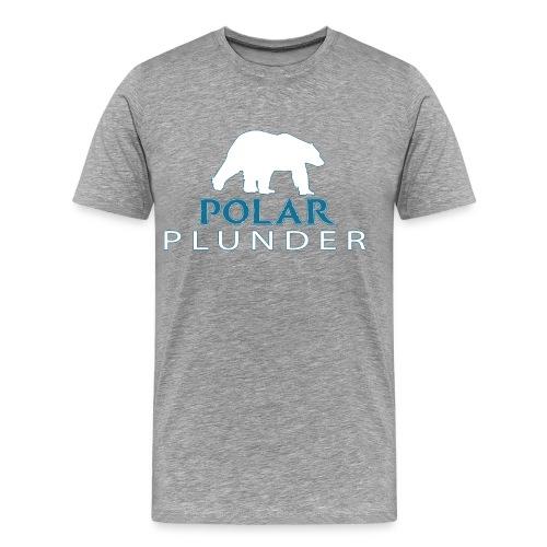 Polar Plunder T-Shirt  - Men's Premium T-Shirt