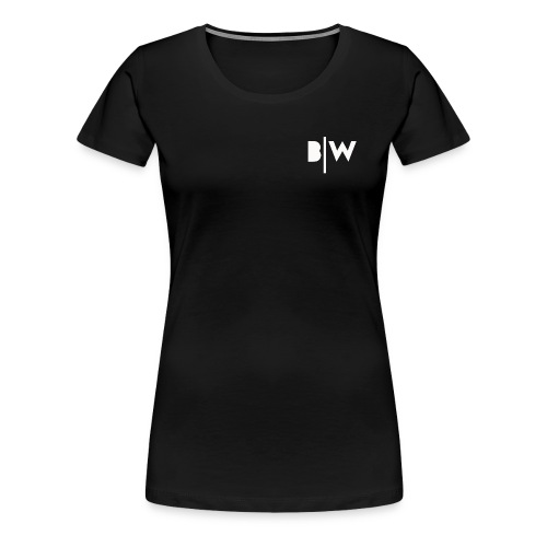 Singnature Bandwagon Tee  - Women's Premium T-Shirt