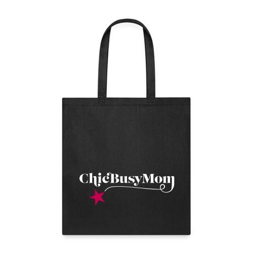 Chicbusymom Tote - Tote Bag