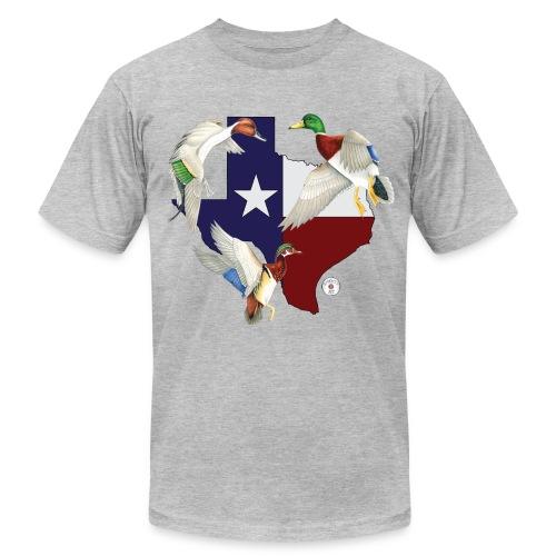 Texas Ducks - Men's  Jersey T-Shirt