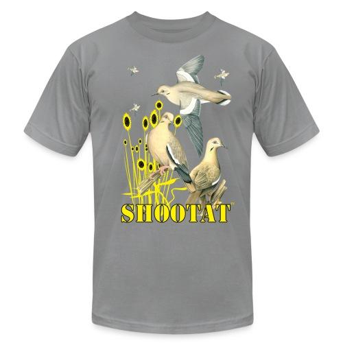 Doves - Men's Fine Jersey T-Shirt
