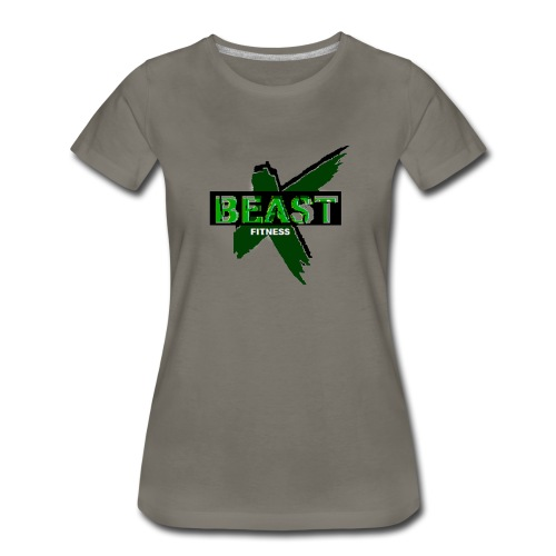 Xbeast for her - Women's Premium T-Shirt