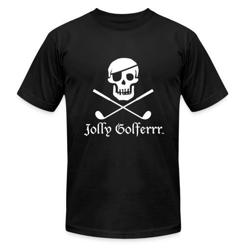 Pearl White - Men's Fine Jersey T-Shirt