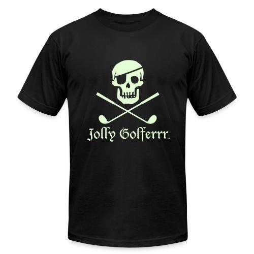 Moon Glow - Men's Fine Jersey T-Shirt