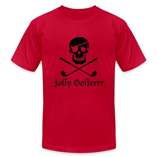 Black Death - Men's Fine Jersey T-Shirt