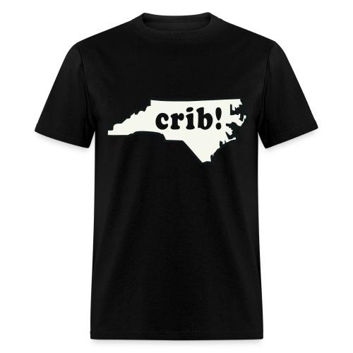 crib!! (Men's) North Carolina - Men's T-Shirt