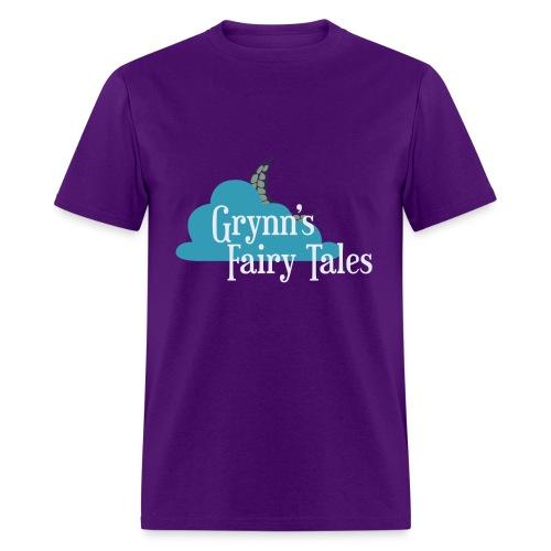 Grynn's Fairy Tales Logo Tee - Men's T-Shirt