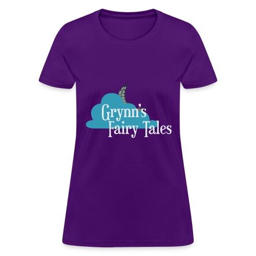 Grynn's Fairy Tales Logo Tee - Women's T-Shirt
